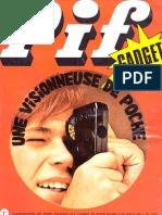 Pif Gadget - 0191 - Oct 1972