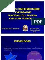 Sistema Vascular Periferico