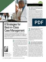 B.E. Smith Executive Insight Case Management