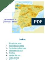 Principales ríos de España oscar