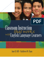 Classroom Instruction That Works With English Language Learners.3HAXAP