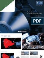 Hyundai Engine Catalog