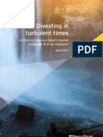 Divesting in Turbulent Times Aus Findings