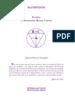 positio fraternitatis rosae crucis