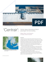 Central Japan International Airport Passenger Terminal Building