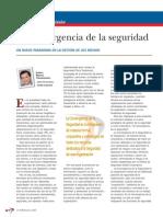 Convergencia de La Seguridad - Carlos Blanco - DINTEL - Febrero 2009