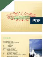 22889268 Financial Management in Hospitality Hotel Industries Like TAJ Leela