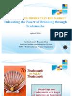 Brand and Trademark Mgt