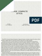 FATADE COMPACTE (ETICS)