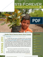 Spring 2011 Edition of Forests Forever