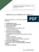 Plan - 05 - Urbanização e Conservação Ambiental