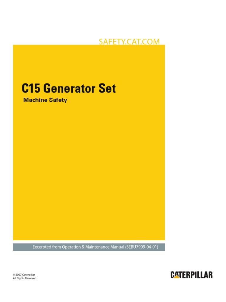 C15 Gen Set