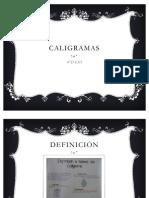 CALIGRAMAS 4º
