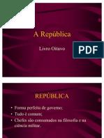 A República - livro VIII