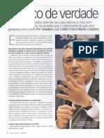 Ministro Alexandre Padilha defende recursos maiores e mais bem aplicados para saúde