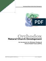 Introducing NCD Orthodox Parishes