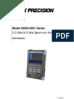 265xA Manual