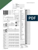 Low-Ink D&D 3E Sheet