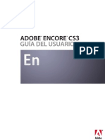 Manual Adobe Encore CS3