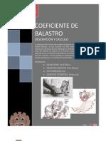 CALCULO DE BALASTRO 2011