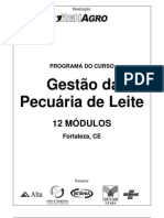 Programa Gestão da Pecuária Leiteira 2011 - Turma II Fortaleza,CE