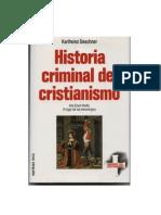 Deschner, C. Karlheinz - Historia Criminal Del Cristianismo Tomo VI