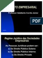 AULA DE SOCIEDADES