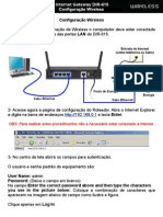 DIR-615 Configuracao Wireless