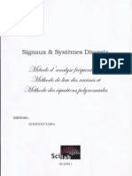 synthese des systemes discets