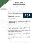 Mignovillard - Compte rendu du Conseil municipal du 4 octobre 2010