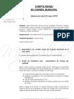 Mignovillard - Compte rendu du Conseil municipal du 22 mars 2010