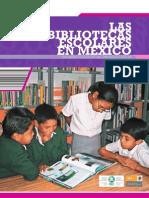 Las bibliotecas escolares en Mexico
