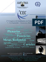 Cartel 4CEC