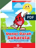 DONOR DARAH SUKARELA (DORAS) untuk PMR