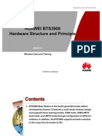 HUAWEI BTS3900 Hardware Structure and Principle-200903-IsSUE1.0-B