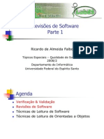 Aula 2 - Revisao de Software - Parte 1