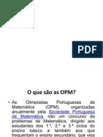 OPM-Apresentação1