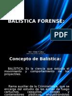 BALISTICA FORENSE 1