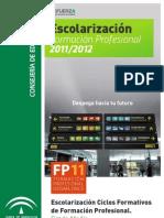 Grado Medio- Guia Solicitud de Plazas 2011-12