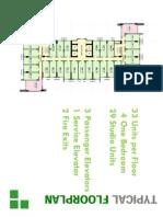 10Vista Lasalle Typ. Floor Plan