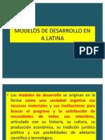 Modelos de Desarrollo en Al