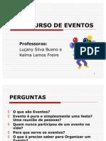 Mini- Curso de Eventos(1)