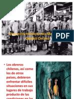 Evolución Histórica del Movimiento Obrero Chileno