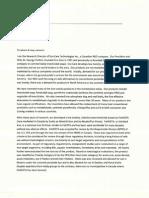 DianeParkerEcoCareFeHEDTAD Parker Letter for NS