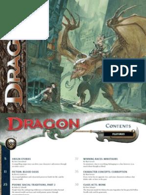 Dragon Magazine 389 | Dungeons & Dragons | D20 System
