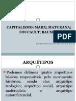 1.4 Capitalismo Marx Foucault Maturana Bauman