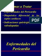 Clase Pericardio.soplos.indicaciones Quirrgicas.2