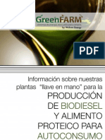 Biodiesel Greenfarm