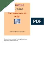 30131-LEON_TOLSTOI-Une_tourmente_de_neige-[InLibroVeritas.net]