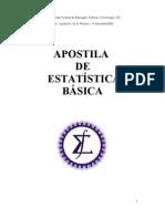 APOSTILA  DE  ESTATÍSTICA BÁSICA
